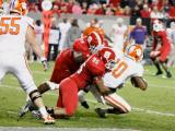NC State dominates No. 7 Clemson in 37-13 win