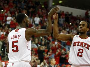 Wood, starters lift NC State past Wake Forest