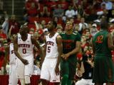NC State staves off Miami 77-73
