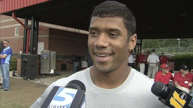 Wilson: I want to be able to come back to NC State