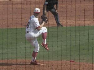 Freshman Carlos Rodon has yet to lose a college start.