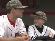 Young fan inspiring NC State baseball