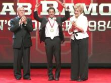 NC State honors athletic icons