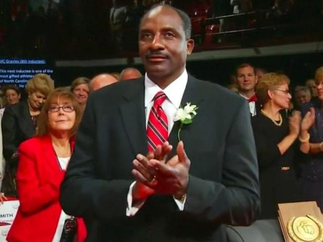 David Thompson is among inductees to the NC State Athletic Hall of Fame.