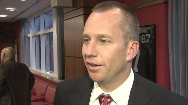 New NC State head coach Dave Doeren said Sunday that to build a winner, it takes a year-around effort, starting at the top.