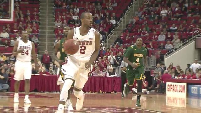 Medlin: Brown grooving in point guard role