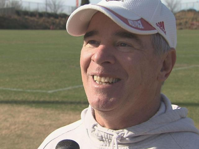 NC State interim head coach Dana Bible said that while it's challenging replacing Tom O'Brien for just one game, he isn't going to change much on the field.