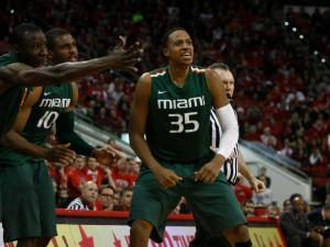 Miami tops NC State in final seconds, 79-78