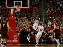 North Carolina State got a much-needed 82-64 win over Boston College Wednesday night, moving to 9-6 in ACC play with three games left. Can the Wolfpack win out?