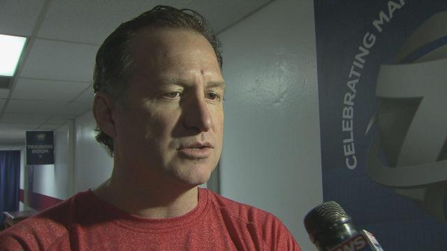 Gottfried: We're a confident team right now