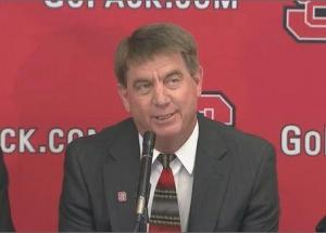 Moore introduced as NC State women's coach