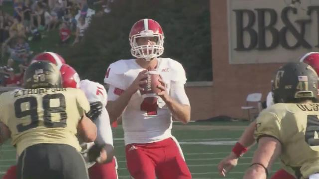 Highlights: NC State falls at Wake