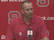 Doeren: It's not ok to go on the road and not play well