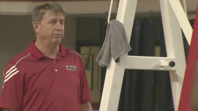 Moore takes over NC State with tradition in mind