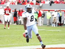 North Carolina went home with a 27-19 victory over NC State Saturday, Nov. 2, 2013 at Carter-Finley Stadium.
