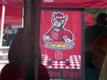 NC State tailgating a tradition