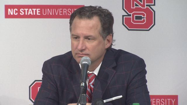 Mark Gottfried Pic Post-UNC