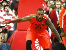 Despite 20 points from TJ Warren, NC State lost to Miami Saturday at PNC Arena after the Hurricanes shot 58 percent from the floor as a team.