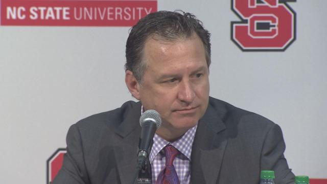 Mark Gottfried Pic Post-Miami