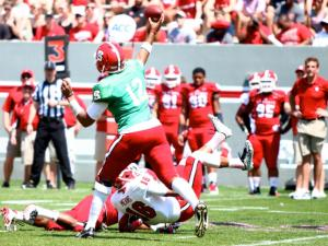 NC State spring football game