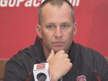 Doeren: Some years you know who your starting QB is, some years you don't