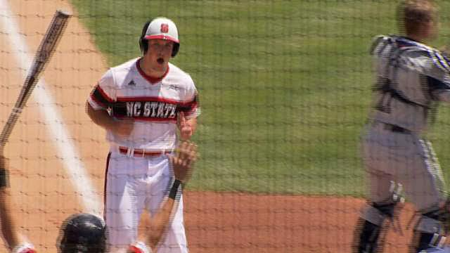 Highlights: NC State takes seies from GT after 7-1 win