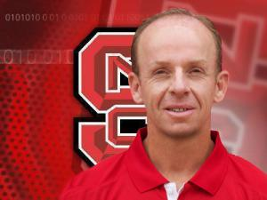 Simon Earnshaw, who has guided his programs to an NCAA Division II record nine national championships, has been named as head women's tennis coach at NC State.