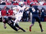 Thornton, NC State run past ODU, 46-34