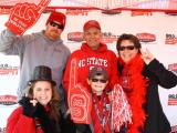 NC State fans get ready for Senior Day against Wake Forest