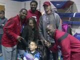 Medlin: NC State players join in on pre-Super Bowl party with special needs students