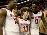 NC State pulls away from Virginia Tech in 69-53 win