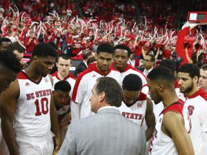 NC State vs Syracuse: March 7, 2015