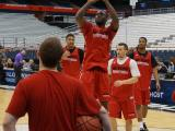 NCSU practice in Syracuse