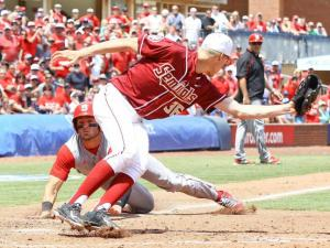 NC State, Florida State battle for ACC baseball championship
