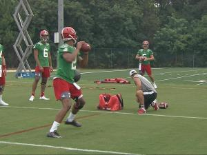 Fialko: NC State QB situation an 'open competition'