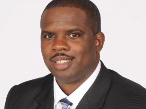 Saint Augustine's University basketball coach MarQus Johnson