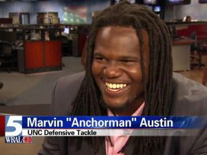 "Marvin ""Anchorman"" Austin"