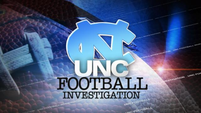 UNC Football Investigation Logo