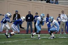 Heels keep Victory Bell topping Duke 24-19
