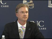 UNC Chancellor Holden Thorp