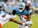 UNC defeats Virginia 28-17 to move to 3-0