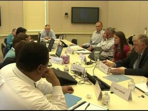 UNC AD search committee: We are very deep in