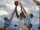 UNC beats Michigan St. in the Carrier Classic