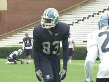 UNC's Dwight Jones cleared to play