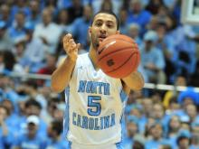 University of North Carolina sophomore Kendall Marshall was named the winner of the Bob Cousy Award Thursday, honoring the top point guard in the nation.