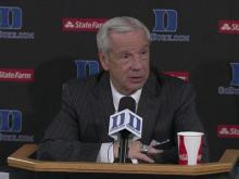 03/03: Williams: Tonight was about North Carolina's team
