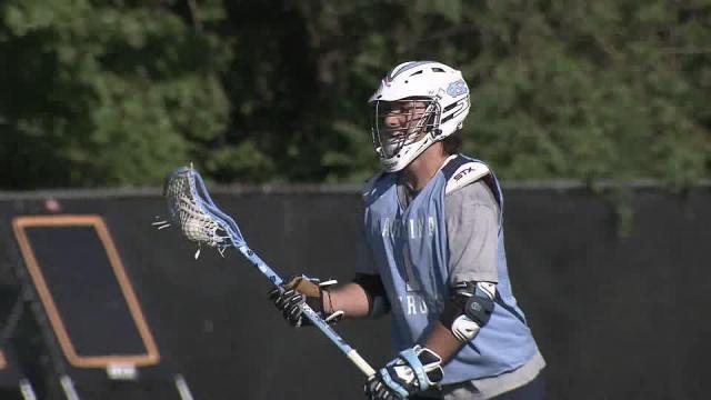 Mitchell: Lacrosse is a family affair for the Holman's