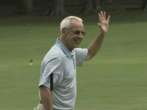 Roy Williams at the Wyndham