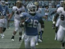 Bernard shines in UNC rout of Elon
