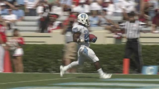 Medlin: Gio has career day as UNC rolls past Virginia Tech